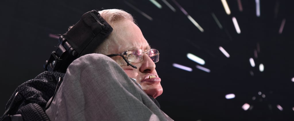 Fans Honour Stephen Hawking's Life by Sharing His Most Profound Quotes