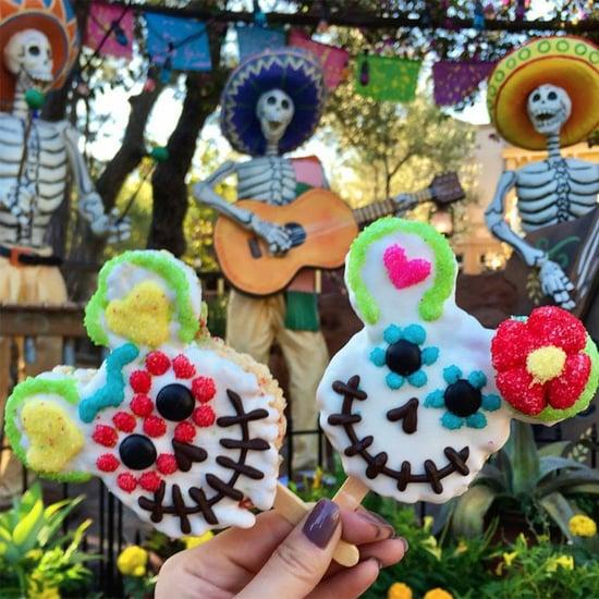 Disney's Dia de los Muertos Desserts