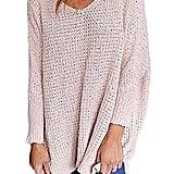 Beautife Oversize V-Neck Sweater
