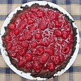 Raspberry-Chocolate Pie