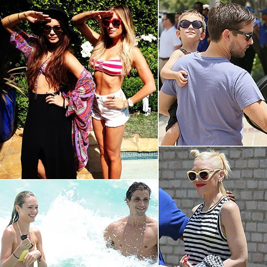Stars Celebrate Memorial Day Weekend!