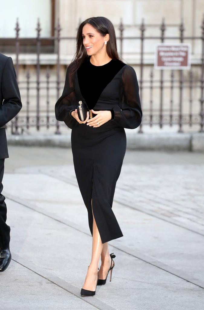 Meghan Markle's Givenchy Dress September 2018