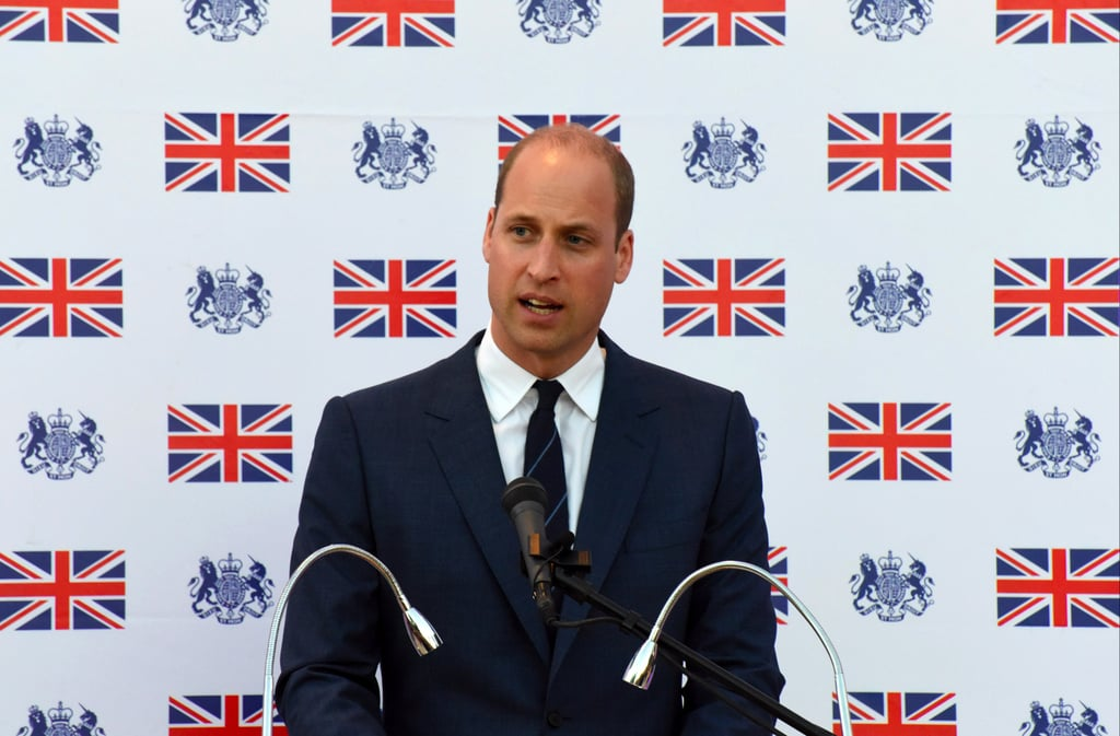 Videos of Prince William Speaking