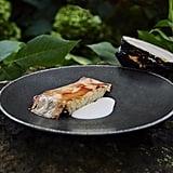 Michael Gallina's Charred Cabbage With Charcuterie and Sauerkraut Cream