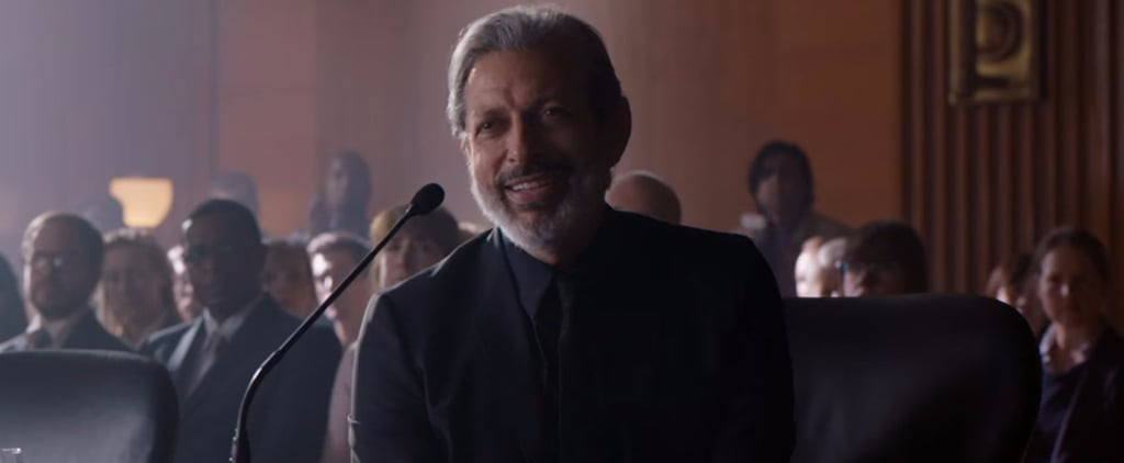 This 3-Second Clip of Jeff Goldblum Will Make You SO Excited For Jurassic World's Sequel