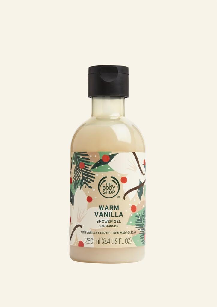 The Body Shop Warm Vanilla Shower Gel