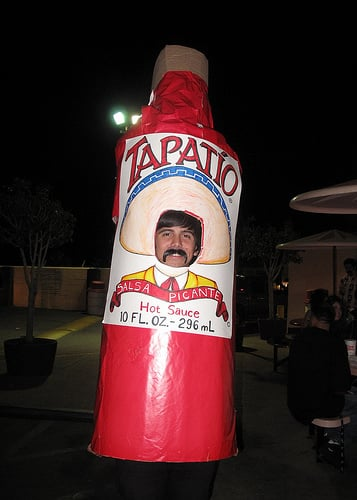 cholula and tapatio halloween costumes popsugar latina