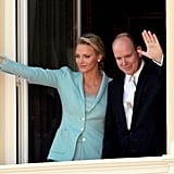 Prince Albert and Charlene Wittstock Tie the Knot in a Civil Ceremony!