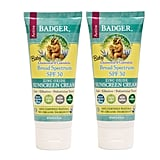 Amazon Find: Badger Kids Sunscreen Cream, SPF 30