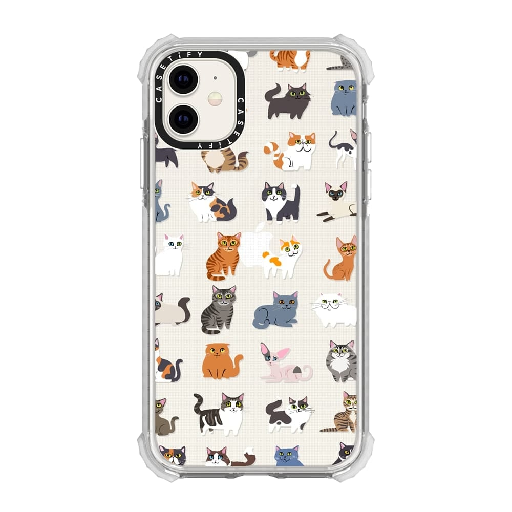 Casetify All Cats Phone Case