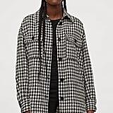 H&M Jacquard-weave Shirt