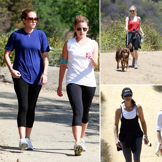 Celebs Who Hit the Trails For Hiking Fun