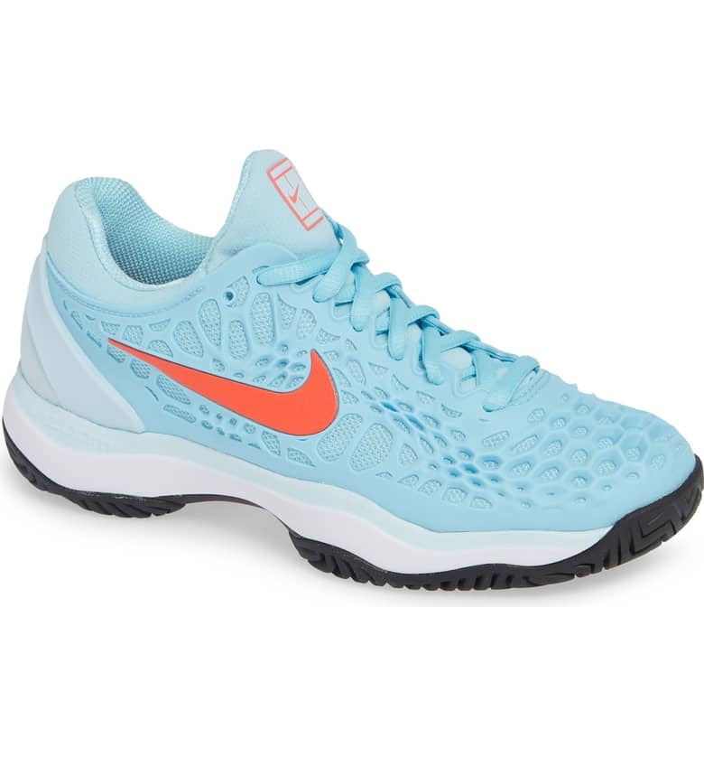 41c86c9d0c027 Nike Air Zoom Cage 3 HC Tennis Shoe
