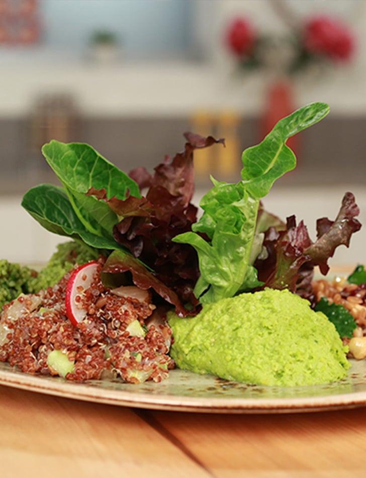 Tender Greens' Happy Vegan Salad