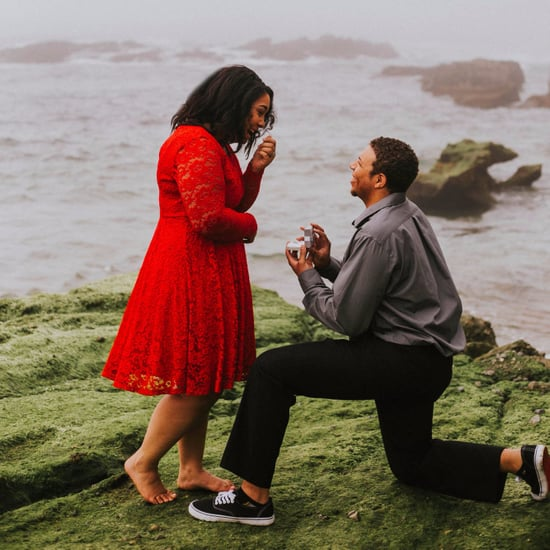 Laguna Beach Surprise Proposal