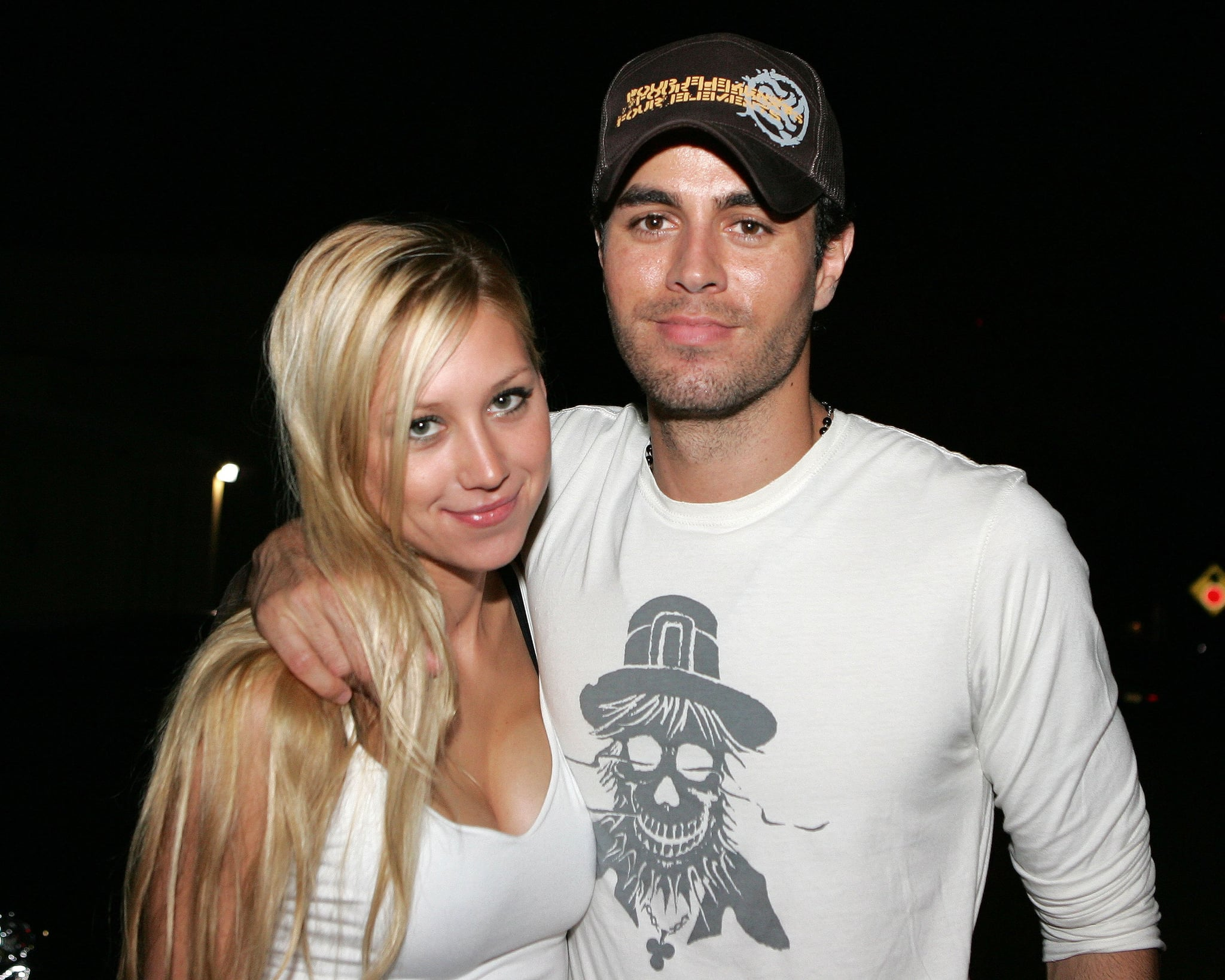 Pop star Enrique Iglesias and former tennis player Anna Kourtnikova welcomed twins over weekend