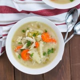 Slow-Cooker Chicken Soup With Yuca Recipe