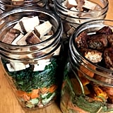 Lunches: Mason Jar Salads