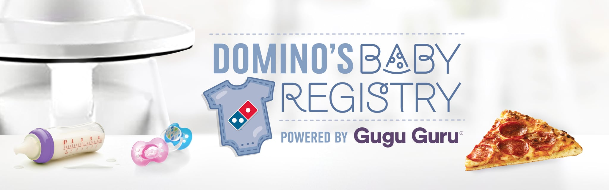 Domino\'s Pizza Baby Registry | POPSUGAR Moms