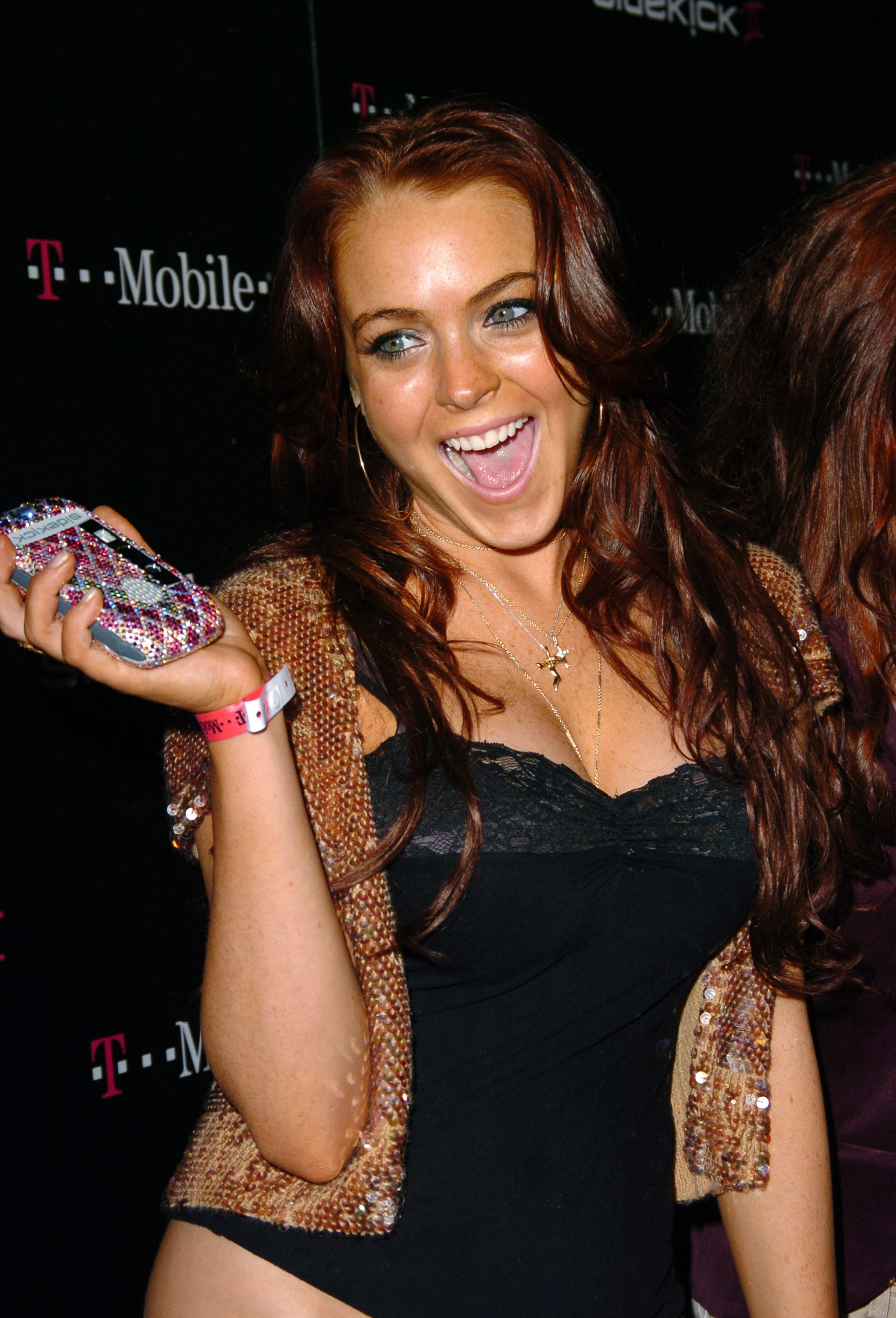 Neither can a more grown-up Lindsay Lohan.