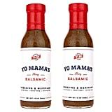 Yo Mama's Foods Gourmet and All-Natural Honey Balsamic Vinaigrette