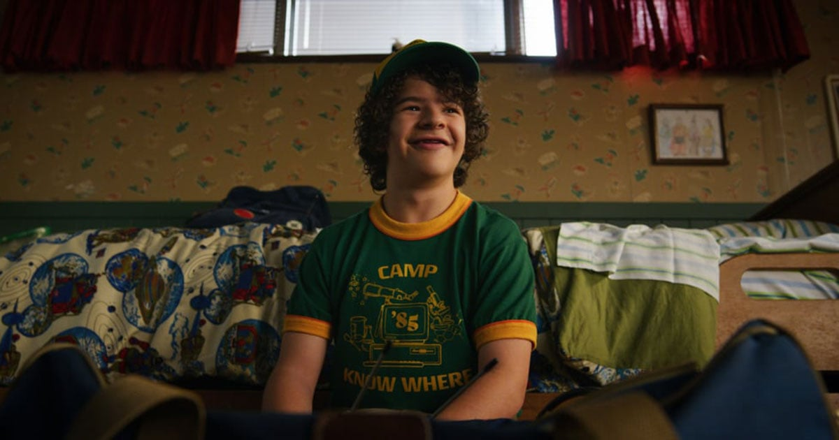 Image result for dustin stranger things 3