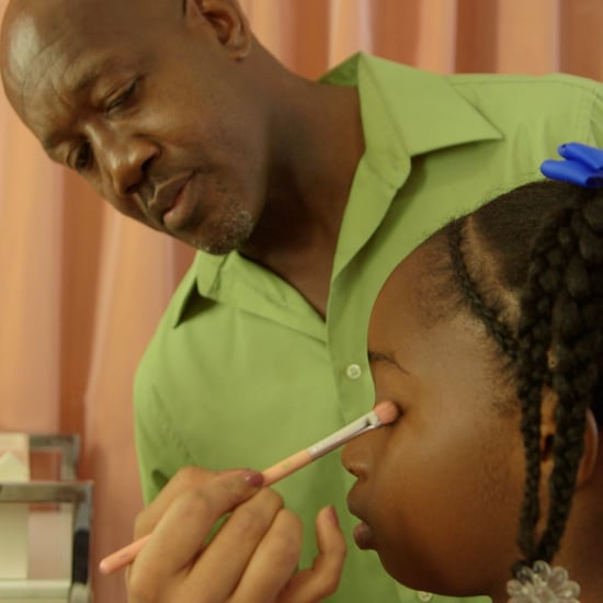 Father daughter makeup classes