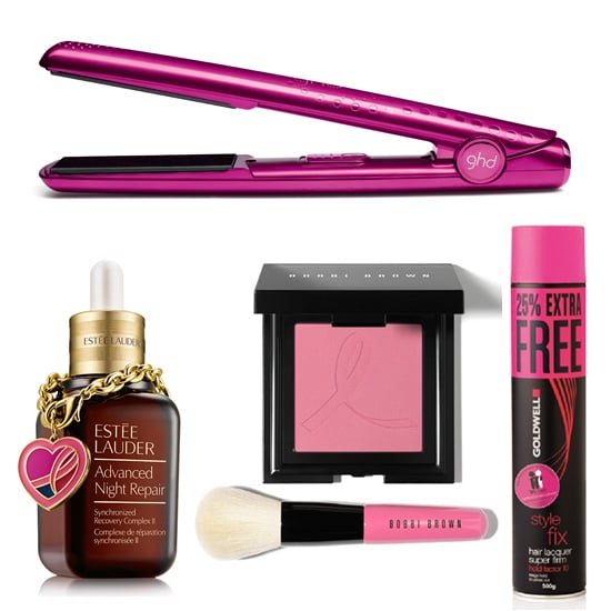 Pink Beauty Products To Shop & Buy Online For Breast Cancer