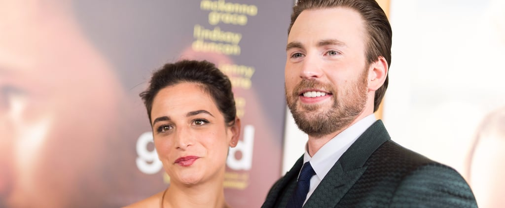 Chris Evans Just Shared a Funny Dog Video AND Hinted at His Relationship Status