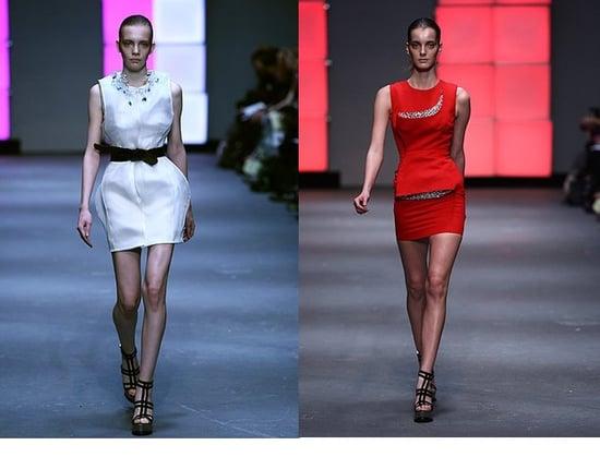 London Fashion Week: Marios Schwab Fall 2009
