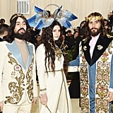Jared Leto at the 2018 Met Gala