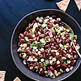 Vegan: Lebanese Lemon-Parsley Bean Salad
