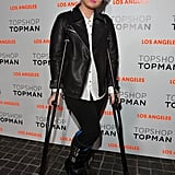 Julianne and Ryan Party With Kim, Demi and More at Topshop