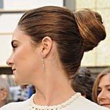 Shailene Woodley From the Side