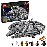 LEGO Star Wars: The Rise of Skywalker Millennium Falcon 75257 - Walmart.com