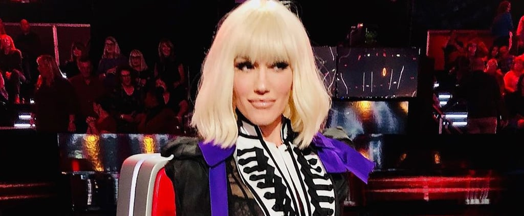 Photos of Gwen Stefani's Bob Haircut and Bangs