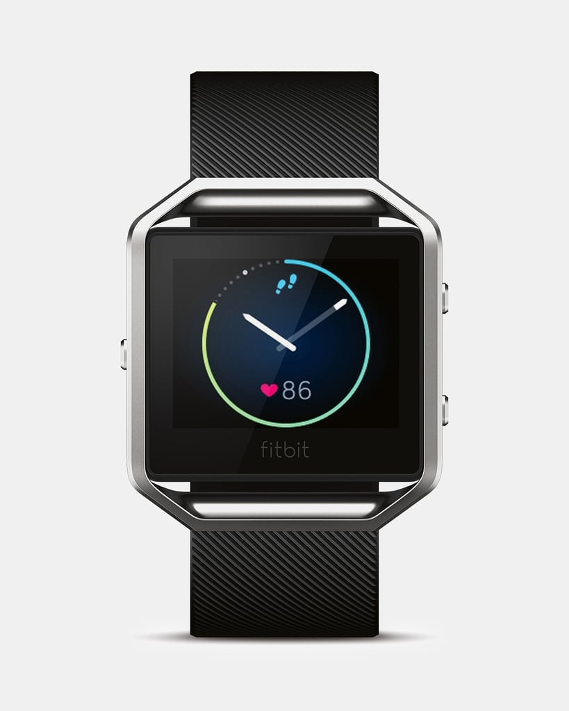 Fitbit Blaze Watch, $329 95 | Last Minute Gift Ideas For