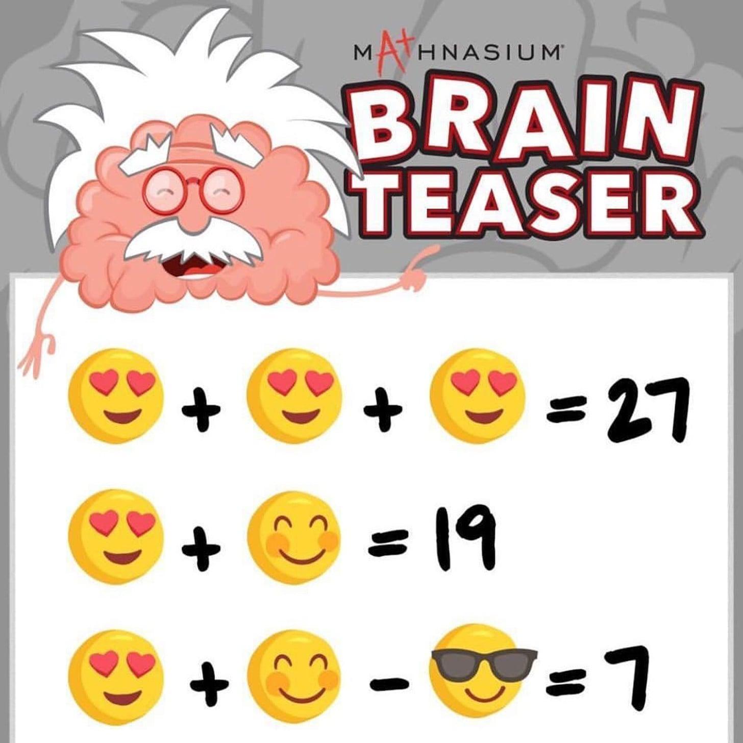 Emoji Brain-Teaser | POPSUGAR Tech