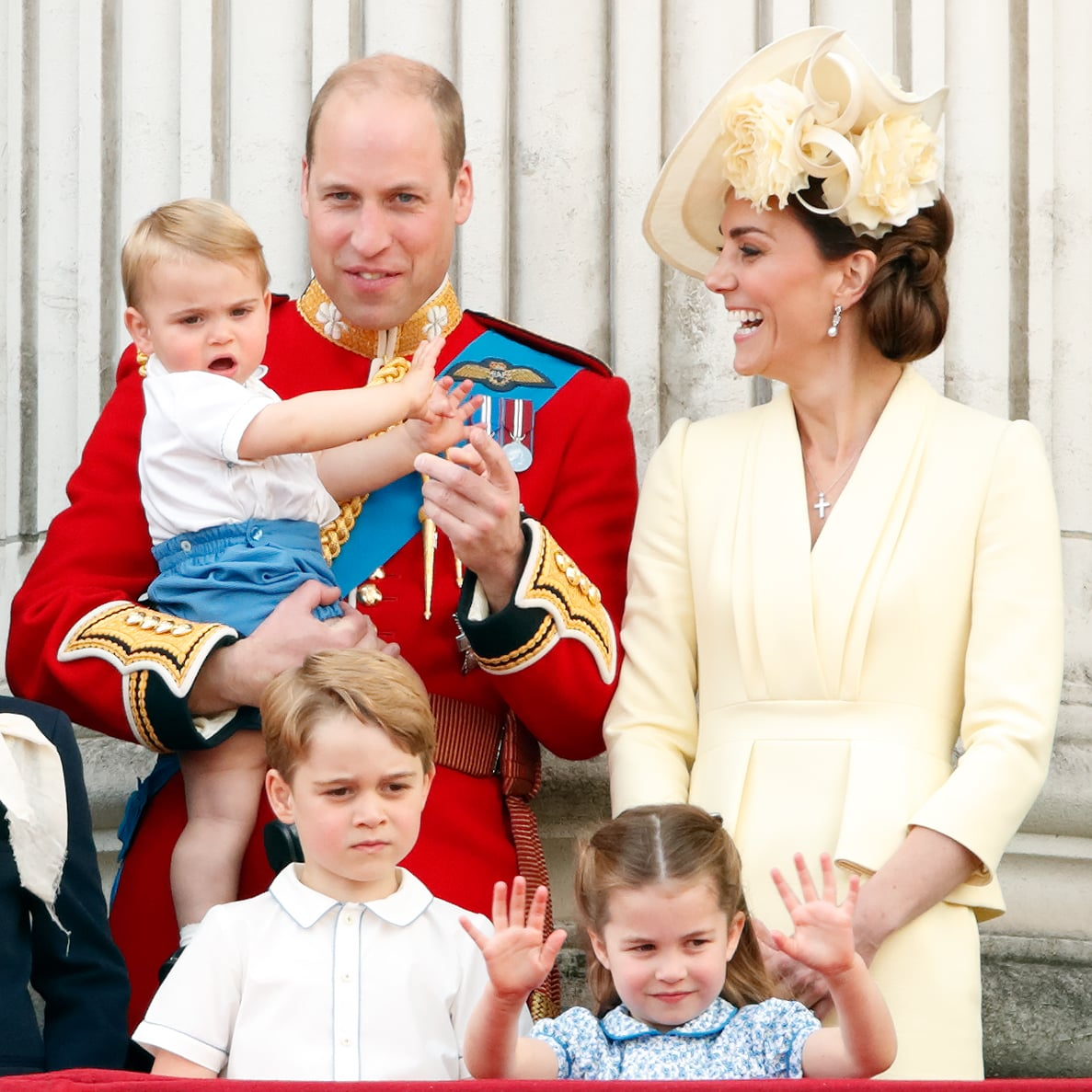 How Many Kids Do Kate Middleton and Prince William Have ...