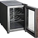 Black Wine Cooler