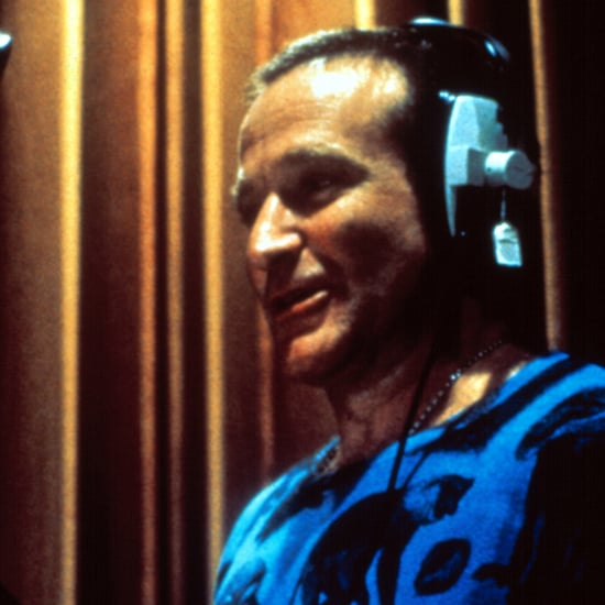 Robin Williams and Aladdin Cast Recording Booth Video 2019