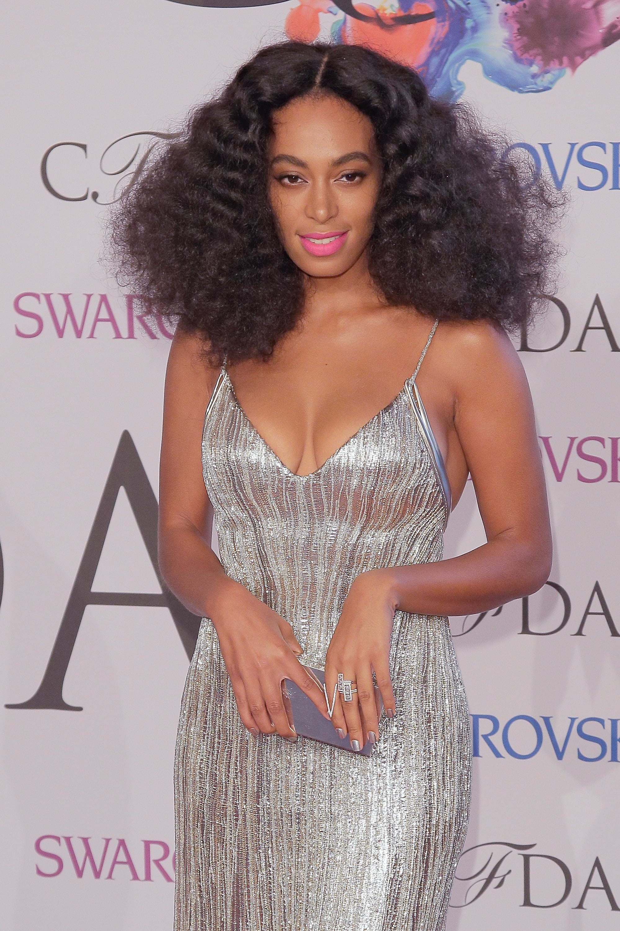 Solange Knowles Celebrities With Cool Natural Hair Popsugar Beauty Australia Photo 14