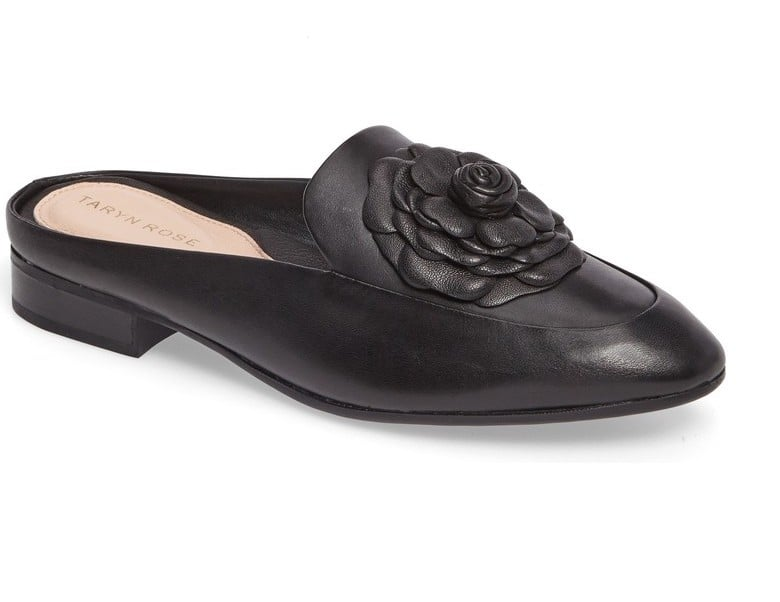 Taryn Rose Blythe Leather Loafers
