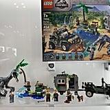 Lego Jurassic World Baryonyx Face-Off: The Treasure Hunt