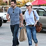 Photos of Heigl and Kelley