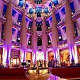 Evening: Burj Al Arab Hotel