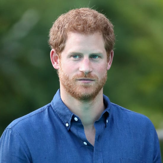 Prince Harry Newsweek Interview Quotes June 2017