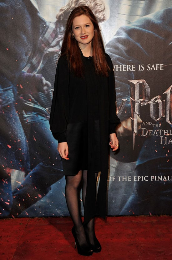Pictures of Bonnie Wright