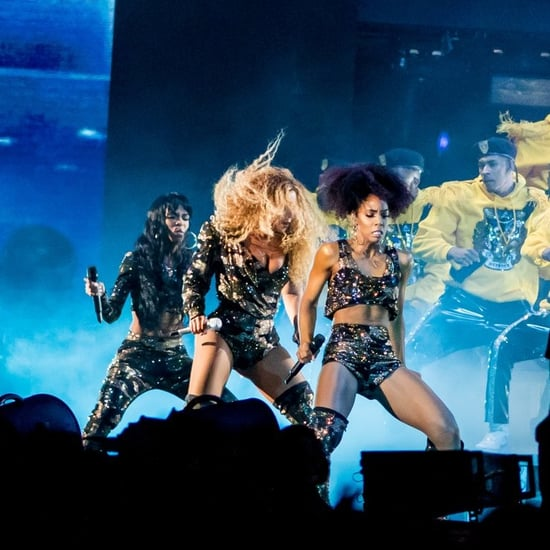 Destiny's Child Coachella Performance 2018 Pictures