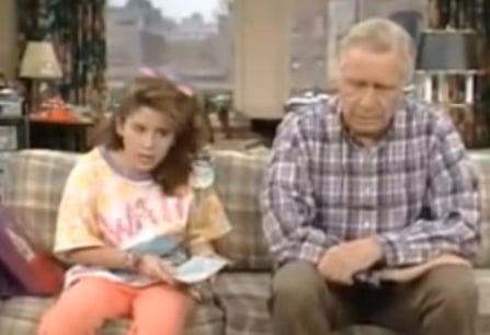 Punky Brewster Falls in Love With a Geek